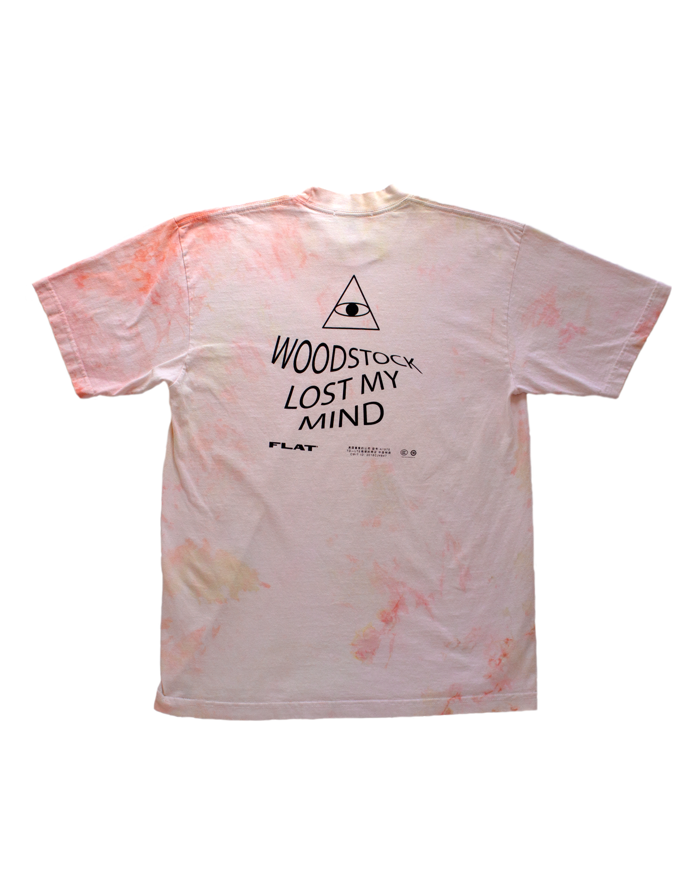 Woodstock Lost My Mind Tee Two