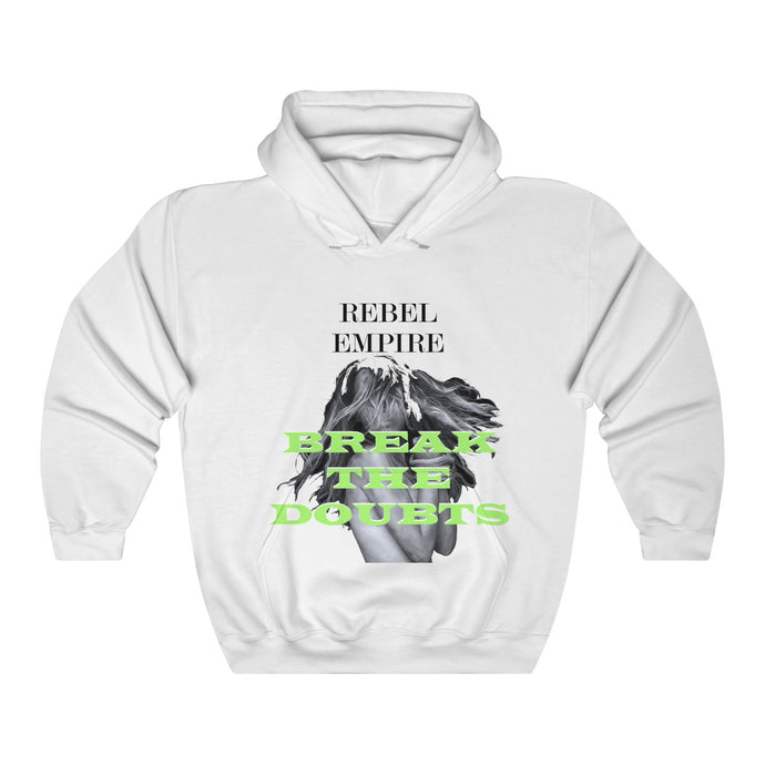 BREAK THE DOUBTS - HOODIES