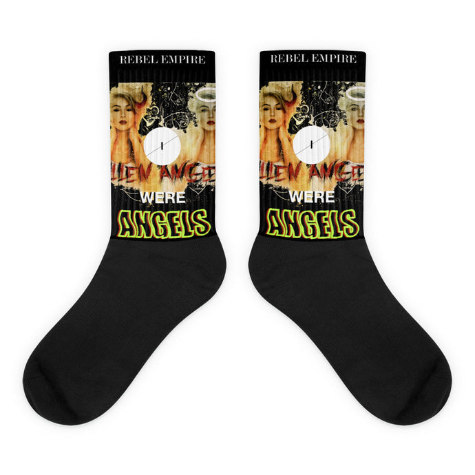 Rebel Empire FAWA socks