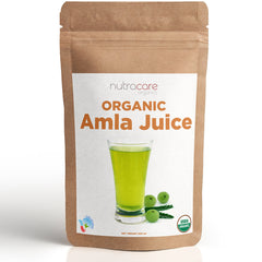 NutraCare Organics Amla Juice, 500 ml