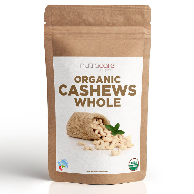 Organic Cashew Whole