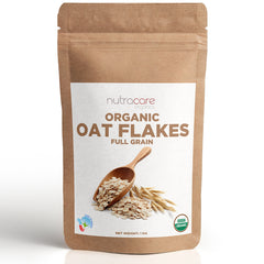Organic OAT Flakes Full Grain