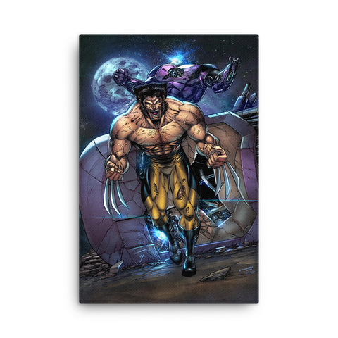 Wolverine Canvas
