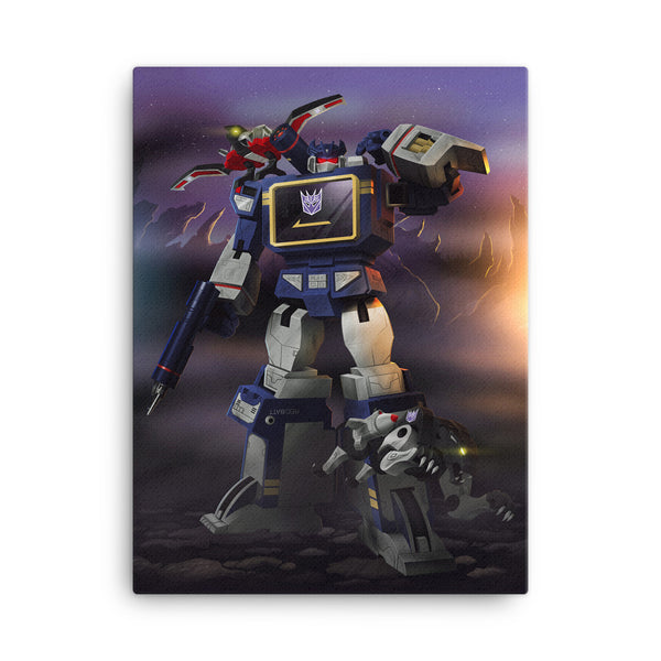 SoundWave Canvas