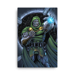 Dr Doom Canvas