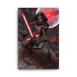 Kylo Ren Canvas