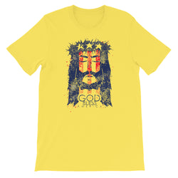 Splattered Jesus Tee