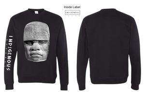 Olmec Crewneck Sweater