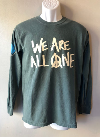 We Are All One - Long Sleeve