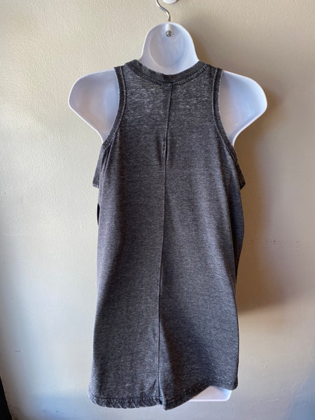 Sunflower - Grey Tank
