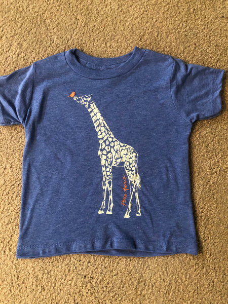 Toddler Giraffe Tee