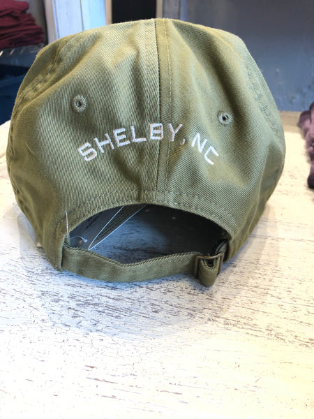 Shelby NC Hat