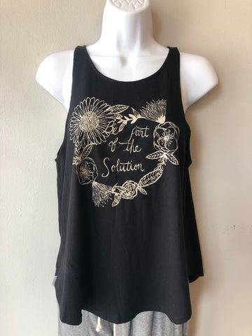 Be Part of the Solution - Tank Top
