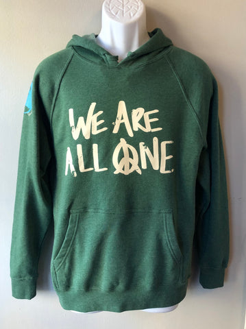 We Are All One - Hoodie