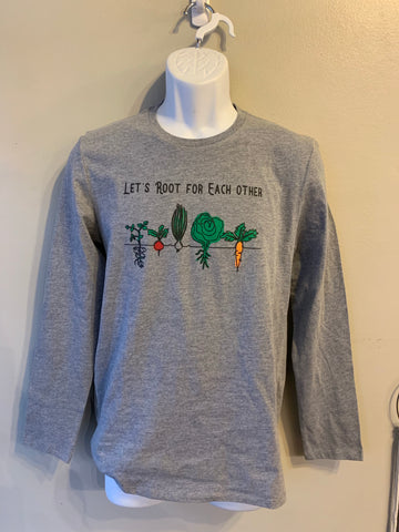 Let's Root for Each Other - Long Sleeve