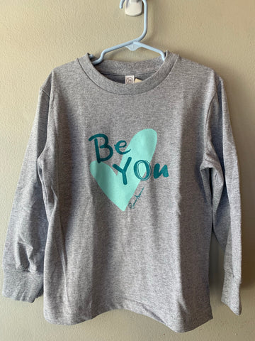 Be You - Toddler and Youth - Long Sleeve