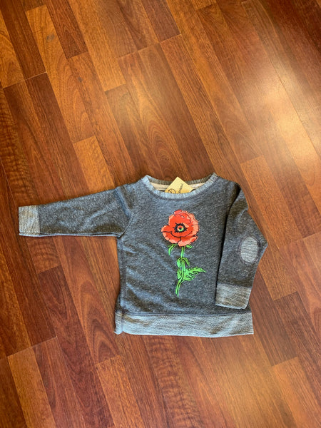 Toddler Poppy - Long Sleeve