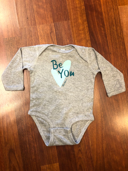 Be You - Infant Long Sleeve