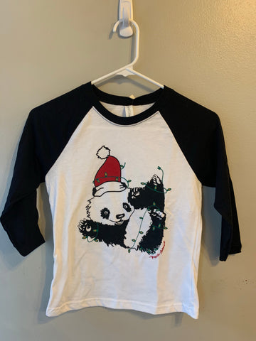 Youth Christmas Panda