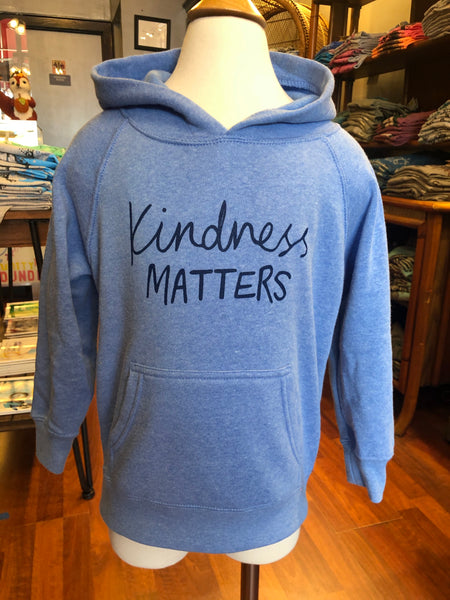 Toddler & Youth - Kindness Matters Hoodie