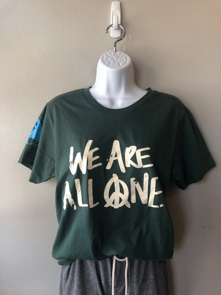 We Are All One - short sleeve