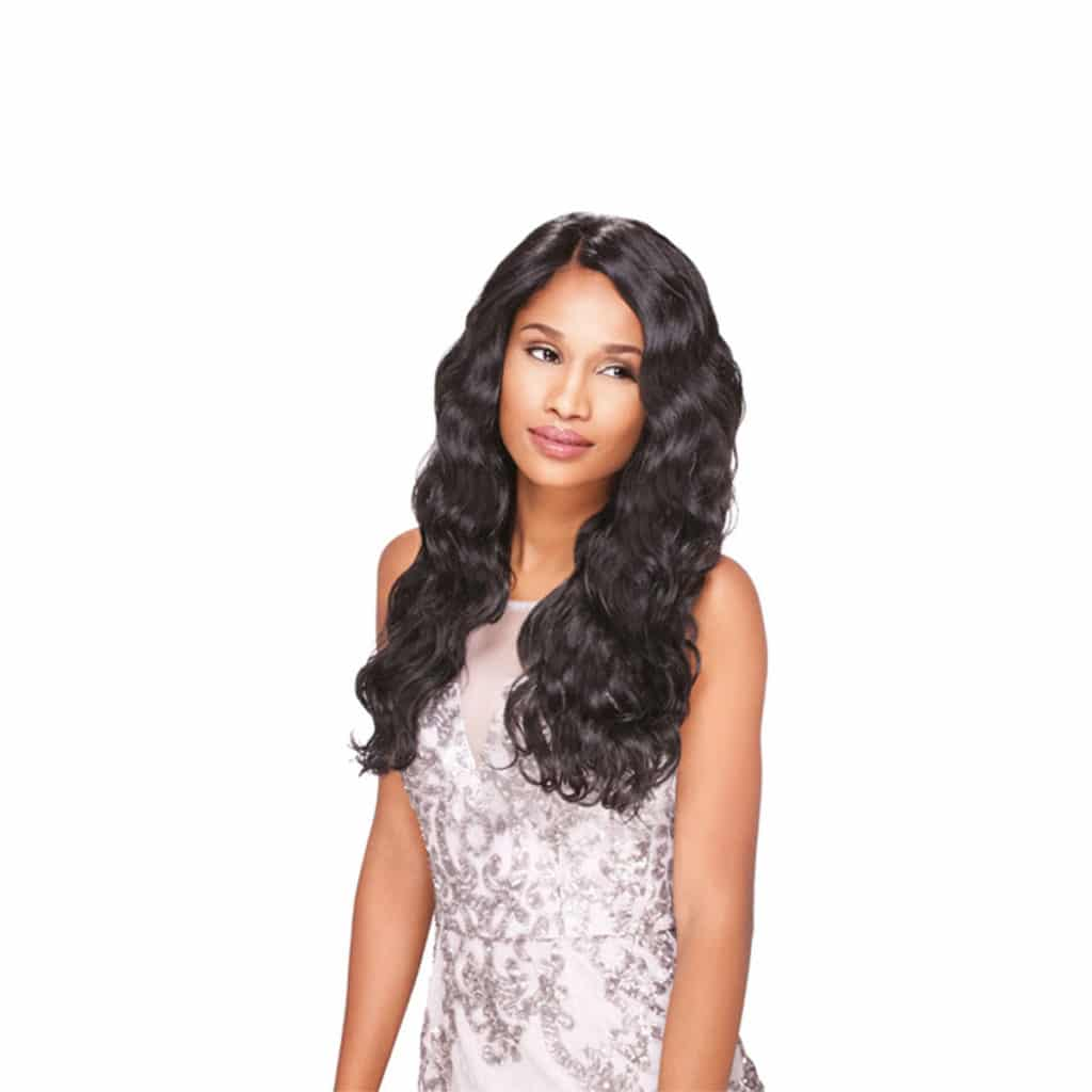 SENSATIONNEL LACE PERRUQUE BODY WAVE CURL (CUSTOM LACE)