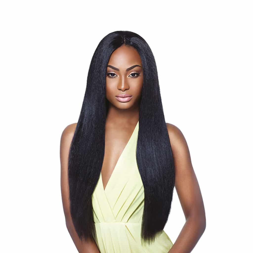 X-PRESSION DOMINICAN BLOW OUT STRAIGHT 14″(CROCHET BRAIDS)