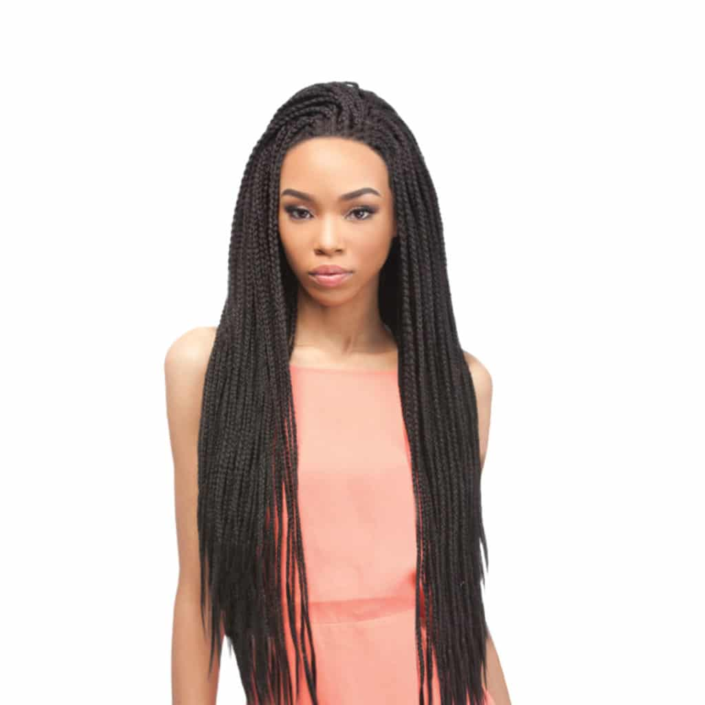 X-PRESSION BOX BRAIDS SMALL (CROCHET BRAIDS)