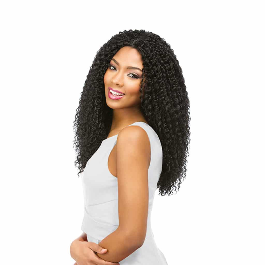 SENSATIONNEL LACE PERRUQUE BEACH CURL (CUSTOM LACE)