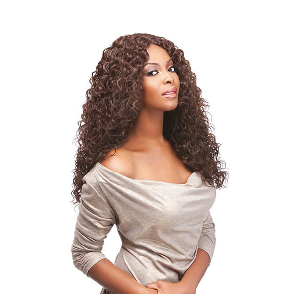 SENSATIONNEL LACE PERRUQUE ITALIEN CURL (CUSTOM LACE)