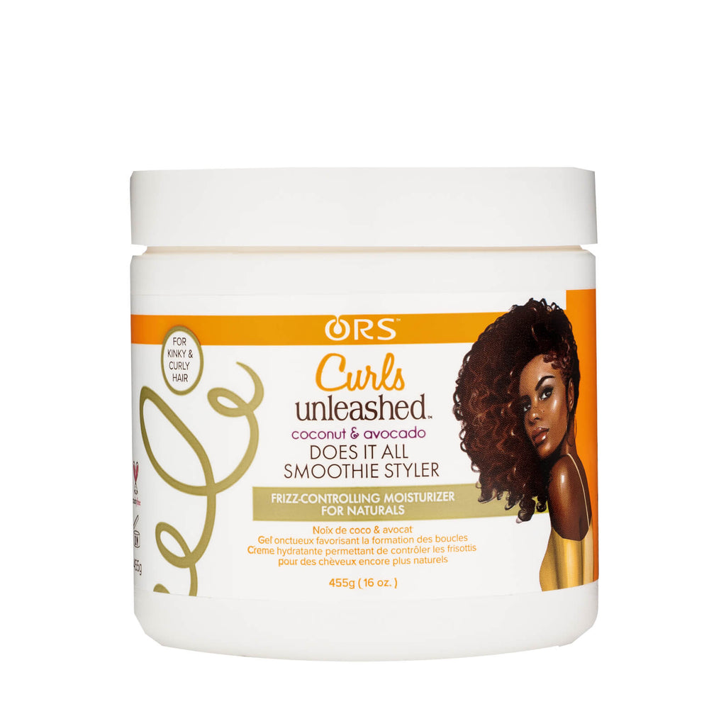 CURLS UNLEASHED CURL SMOOTHIE 453g (Gel onctueux boucles)