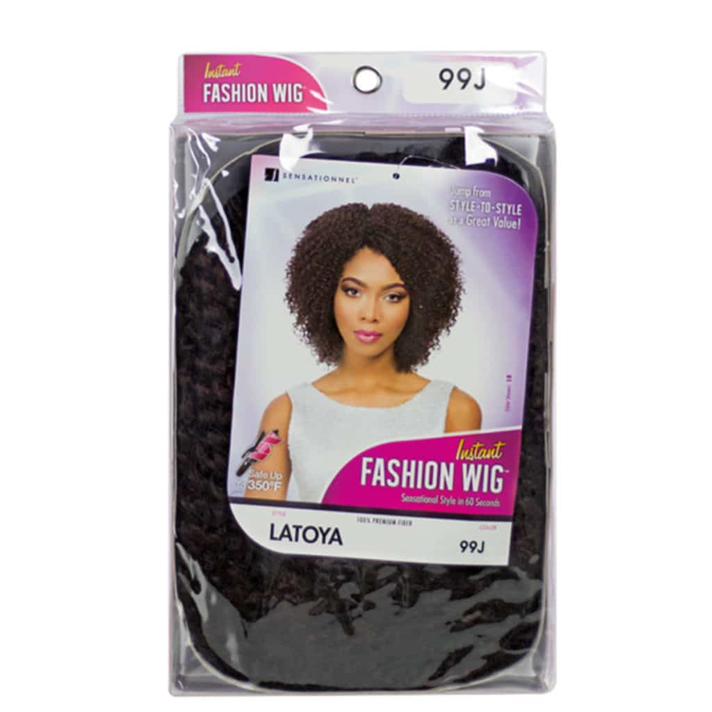 SENSATIONNE PERRUQUE LATOYA (INSTANT FASHION)