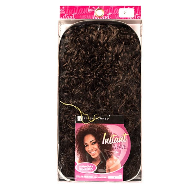 SENSATIONNEL DEMI-PERRUQUE RYLEE (INSTANT WEAVE)