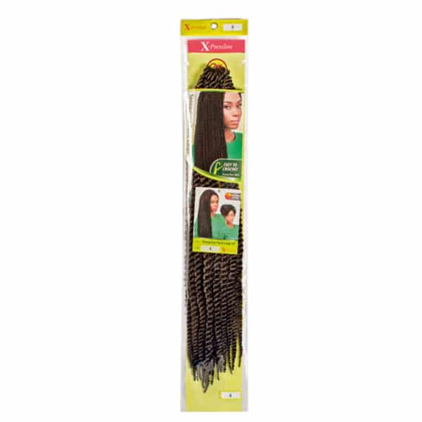 X-PRESSION SENEGALESE TWIST LARGE (CROCHET BRAIDS)