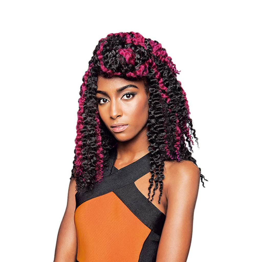X-PRESSION 3D TWIST BRAID (CROCHET BRAIDS)