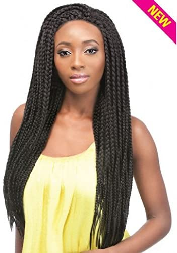 X PRESSION BOX BRAID LARGE 24″ (CROCHET BRAIDS)