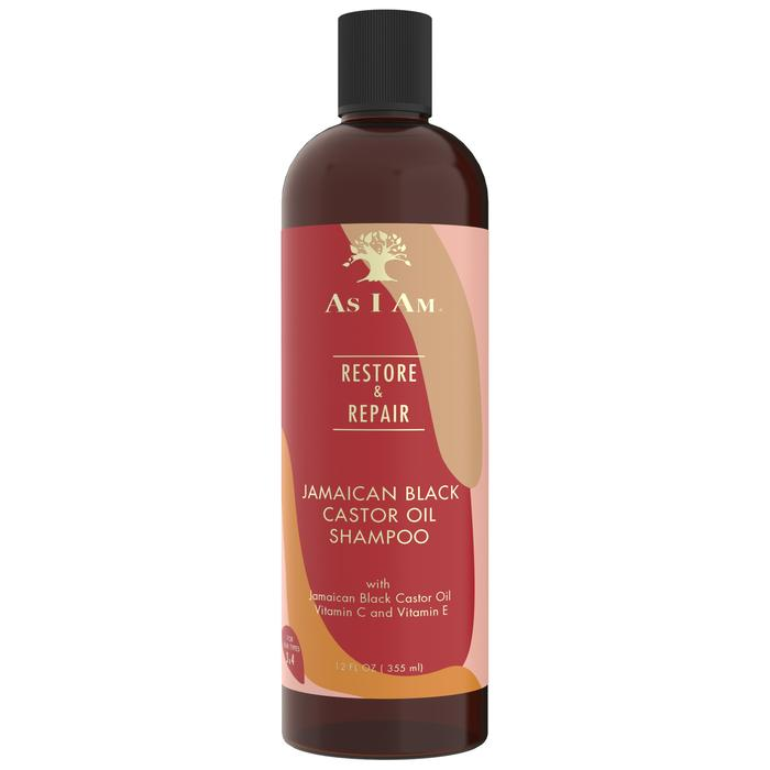 AS I AM RESTORE & REPAIR - JBCO SHAMPOO