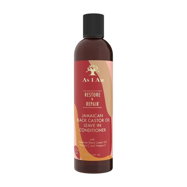 AS I AM RESTORE & REPAIR - JBCO LEAVE-IN CONDITIONER (SANS RINÇAGE)