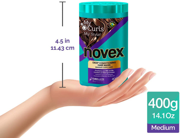 NOVEX MY CURLS MASQUE 400G