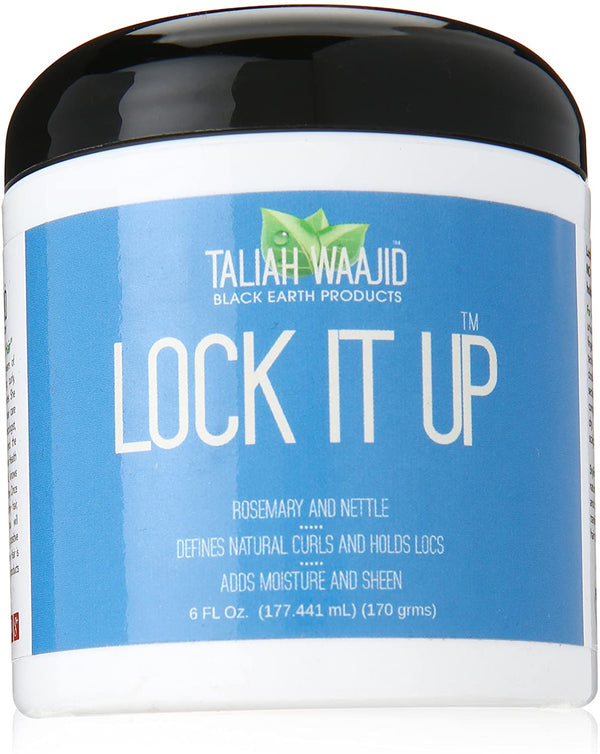 TALIAH WAAJID BLACK EARTH LOCK IT UP GEL GRAND FORMAT 473ML