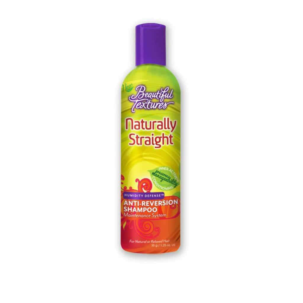 SHAMPOOING DÉMÊLANT ANTI-REVERSION 355ML (NATURALLY STRAIGHT)