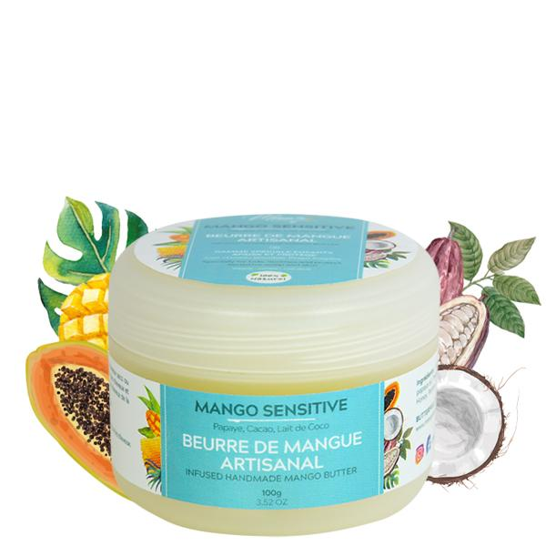MANGO BUTTER SENSITIVE BEURRE 100ML