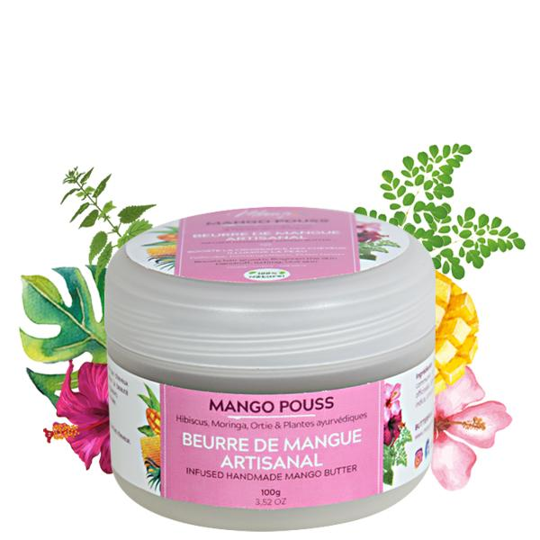 MANGO BUTTER POUSS BEURRE 100ML