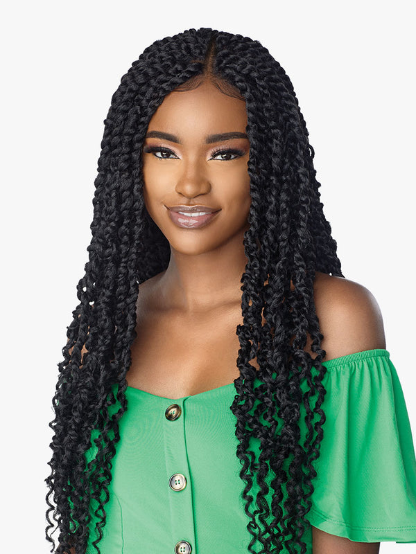 LACE WIG 4X4 PASSION TWIST 28″