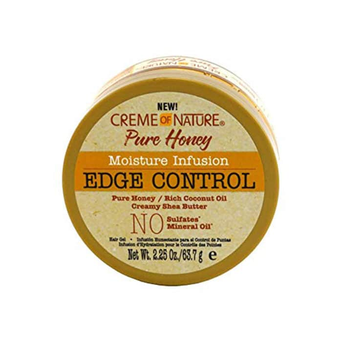 CREME OF NATURE PURE HONEY INFUSION EDGE