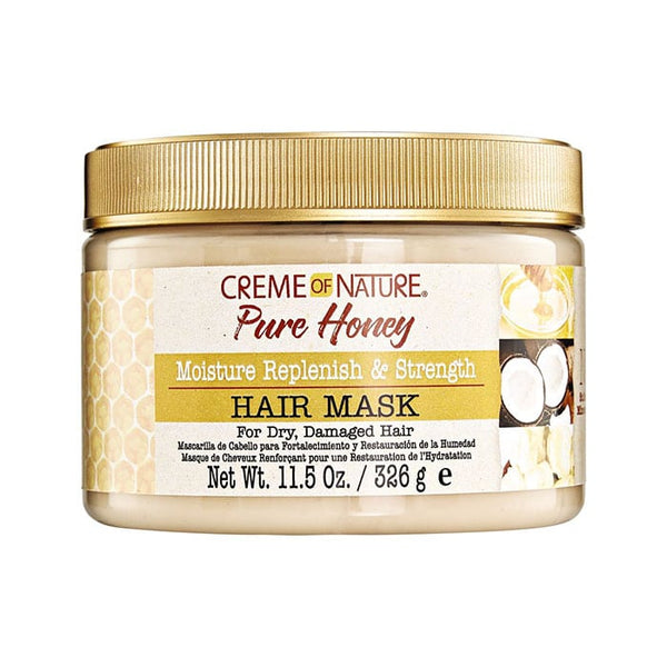 CREME OF NATURE PURE HONEY REPLENISH HAIR MASK