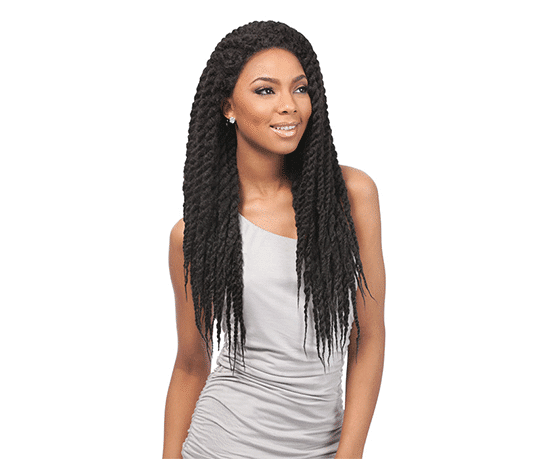 EMPRESS LACE WIG SENEGAL BLUNT BRAIDS