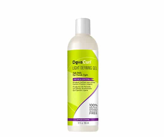 DEVACURL – LIGHT DEFINING GEL (ACTIVATEUR DE BOUCLES SOUPLE) – 355ML