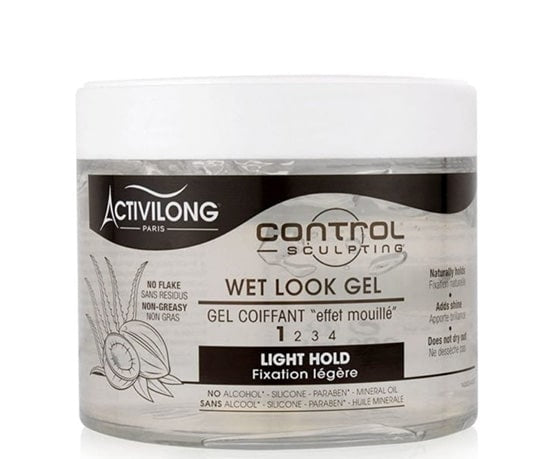 "GEL CONTROL SCULPTING FORCE 1 : ""WET LOOK"""