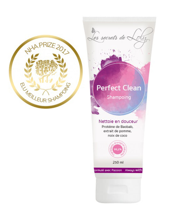 "LSL Shampoing Soin ""Perfect Clean"" 250 ml"